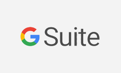 G Suite for Higher Education.